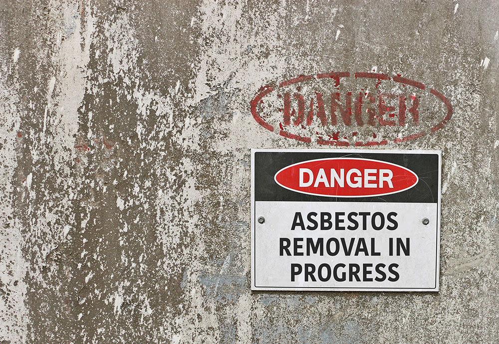 What are the different types of Asbestos